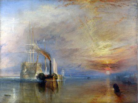 TheFightingTéméraire1839